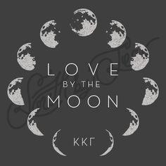 Sorority Recruitment Kappa Kappa Gamma Moon Phases South By Sea