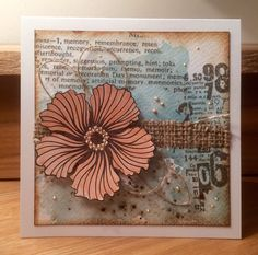 Wendy's Card Craft: Designs by Ryn and Twinkling H2Os