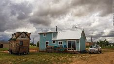 Some cities are changing the rules to allow tiny homes, either on individual lots or in tiny home subdivisions.