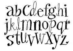 Alfabet van Alanna Cavanagh / alphabet