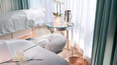 The I Spa - 50-Minute Swedish Massage or Custom Facial