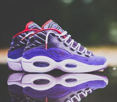 cc88a5100a2 Reebok Question Mid  Ghost of Christmas Future  Basketball Sneakers