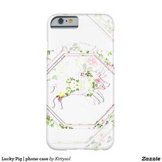 Lucky Pig   phone case Barely There iPhone 6 Case