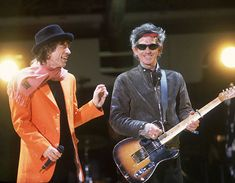 The Rolling Stones: 50 Years In Photos