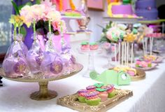 Rapunzel / Tangled Birthday Party Ideas | Photo 1 of 28