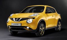 #Nissan #Juke. El coche SUV elegante.