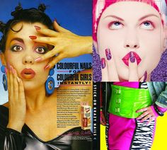 Beauty School: Decades of Nail Trends