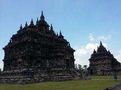 Kompleks Candi Plaosan Lor - Indonesia