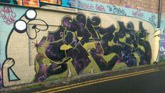#Streetart #Brighton #graffiti #Brightongraffiti #paintedcity