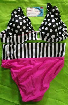 Sexy Halter Polka Dot Spliced Bikini Set For Women, porque así lo quiere nuestros clientes, un pedido mas de Sammydress, ven a Plus Video Compras por Internet.  Tel: 910.1503 @plusvideocompra https://www.pinterest.com/plusvideo/ #panama #ropa #verano #zapatillas #comprasonline #pty #azuero #rosewholesale #ventasonline #womanfashion #men #buenprecio #cocle #women #lavilladelossantos #experiencia #onlineshop #buy #chitre #lossantos #barato #repuestos #auto #compraonline #aliexpress #amazon…
