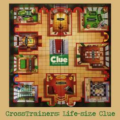 Make your own personalized game of Clue or Cluedo! Find this awesome DIY here… Youth Ministry Games, Youth Group Activities, Youth Games, Games For Teens, Adult Games, Youth Groups, Youth Group Events, Teen Games, Mutual Activities