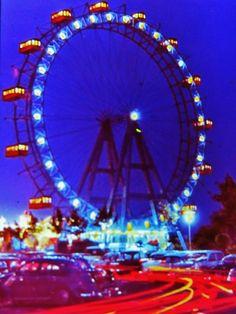 Prater Big Wheel - Vienna, Austria