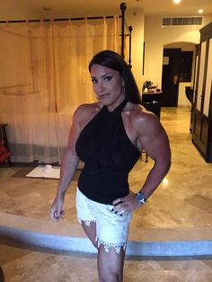 500 dressed up muscle ideas  body building women muscle