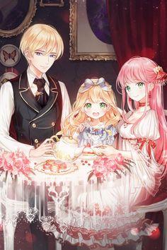 Click this image to show the full-size version. Anime Chibi, Kawaii Anime, Anime W, Chica Anime Manga, Anime Art Girl, Anime Couples Drawings, Anime Couples Manga, Manga Couple, Anime Love Couple
