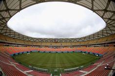 Sedes da Copa - Arena Amazônia - http://esportes.terra.com.br/futebol/copa-2014/arena-amazonia