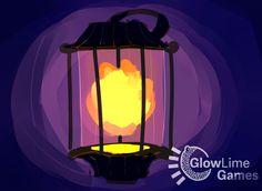 Everlasting Lantern Concept Art by Sam Luangkhot