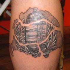 Címer Zászló Tetoválás Minták Képek - Westend Tattoo & Piercing