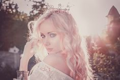 Lionesse shows you how to get ice blonde hair like fairy tale princesses.