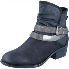 RIEKER #Damen #Winterstiefel #schwarz Stiefel von Rieker aus