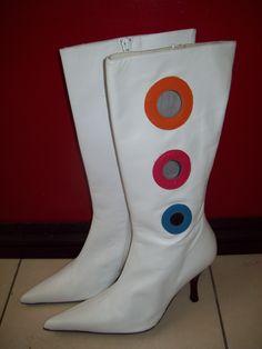 1960s vintage boots