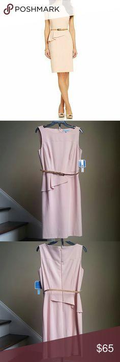 Spotted while shopping on Poshmark: 🚨SALE🚨 Antonio Melani Peplum Dress! #poshmark #fashion #shopping #style #ANTONIO MELANI #Dresses & Skirts