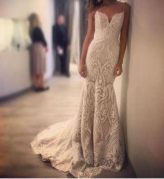Hayley Paige reception dress