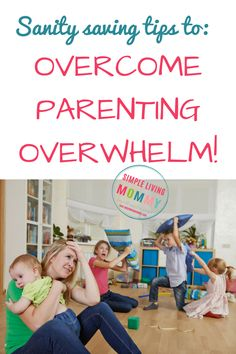 Parenting is hard! These simple tips on how to overcome parenting overwhelm are a lifesaver for stressed out moms and dads! Parenting Teens, Parenting Quotes, Parenting Advice, Parenting Styles, Foster Parenting, Peaceful Parenting, Gentle Parenting, Natural Parenting, Toddler Quotes