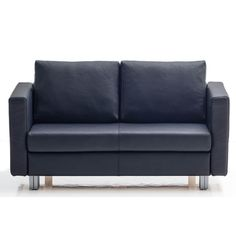 Vip die collection Schlafsofa Franz Fertig in Leder