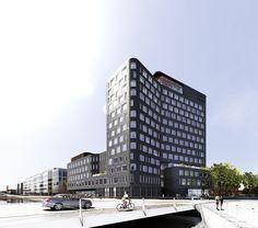 Studio Malmö, Malmö, 2016 - schmidt hammer lassen architects