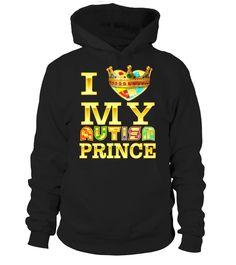 I Love My Prince (Hoodie)  #gift #idea #shirt #image #animal #pet #dog #bestgift #cat #bichon #coffemugs #autism