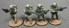 Cadian Imperial Guard Shoulder Pads for Harakoni Warhawks - + GENERAL PCA QUESTIONS + - The Bolter and Chainsword