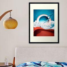 Framed Art Prints, Wall Art, Illustration, Home Decor, Surrealism, Decoration Home, Room Decor, Illustrations, Home Interior Design