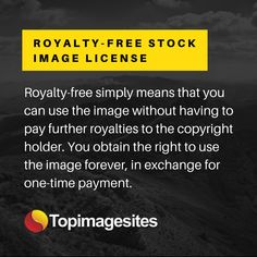 Royalty-Free Stock #Image License