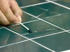 How to repair cracked ceramic floor tile