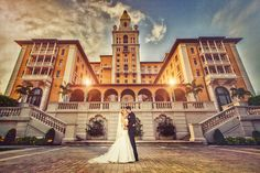 Wedding at the Biltmore , Coral Gables Florida, Miami -I think I want to get married here