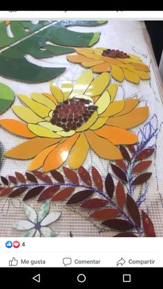 This is frome me Mosaic Garden Art, Mosaic Flower Pots, Mosaic Pots, Mosaic Wall Art, Mosaic Diy, Mosaic Crafts, Mosaic Glass, Mosaic Tiles, Glass Art