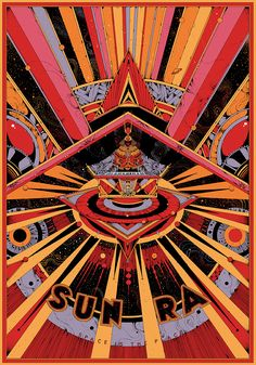 Sun Ra - Kilian Eng - ''Space Is The Place'' ----
