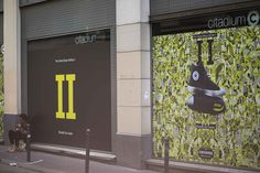 Chuck Taylor II Launch - Citadium Windows Paris