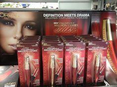 LOreal Voluminous Million Lashes Excess Mascara #makeup #mascara #beauty