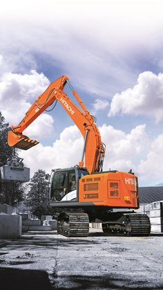 Hitachi previews new ZX345USLC-6 reduced-tail-swing excavator at CONEXPO-CON/AGG - Rock & Dirt Blog Construction Equipment News & Information