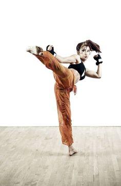 the-history-of-fighting: Kickboxing Girls