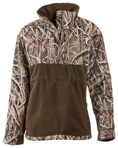 Drake Waterfowl Systems Lady Drake MST Eqwader Plus 1/4 Zip Pullover for Ladies | Bass Pro Shops