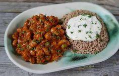 Csicseripörkölt Hummus, Ethnic Recipes, Foods, Food Food, Food Items