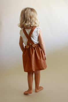 NEW the Schoolhouse Pinafore / toddler 12m to by toosweetspatterns
