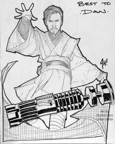 Star Wars by Adam Hughes