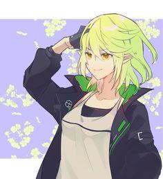 Fantasy Characters, Anime Characters, Character Inspiration, Character Design, Elsword Online, Manga Kawaii, Anime Stories, Anime Girl Cute, Anime Fantasy