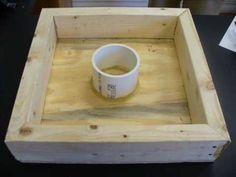 How to Build a Washers Game Box