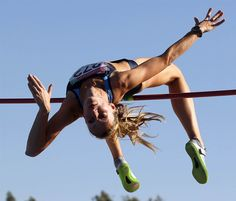 Deirdre Ann Mullen of the US competes in the women's high jump during the Pan American Games on Wednesday Oct 26 in Guadalajara, Mexico