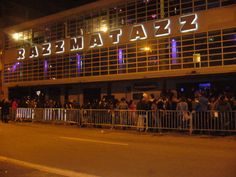 Razzmatazz...Barcelona Spain's Premier Nightclub Venue  -  plainandsimple.tv