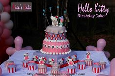 Free Download From Tiddly Inks Cute Cake For Making Cards Or To